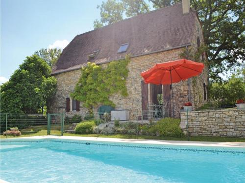 Holiday home La Bergerie I-820 : Hebergement proche de Rampoux