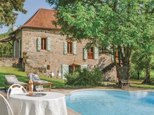 Holiday home Caylus 16 : Hebergement proche de Montrosier