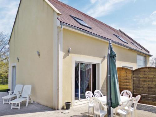 Holiday home Juaye Mondaye *LXVI * : Hebergement proche de Sainte-Croix-Grand-Tonne
