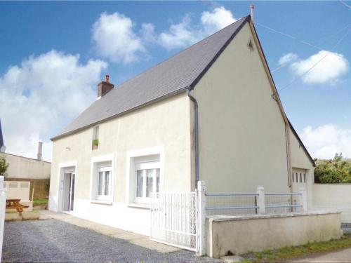 Holiday Home Canchy I : Hebergement proche d'Englesqueville-la-Percée