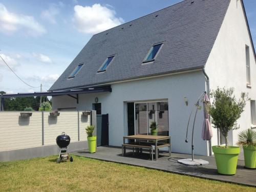 Holiday Home Saint Germain Sur Ay - 05 : Hebergement proche de Pirou