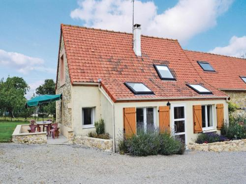 Holiday Home Echinghem Route De Tournes : Hebergement proche de Belle-et-Houllefort