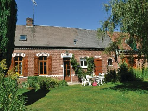 Holiday Home Pas En Artois Rue Principale : Hebergement proche de Grand-Rullecourt