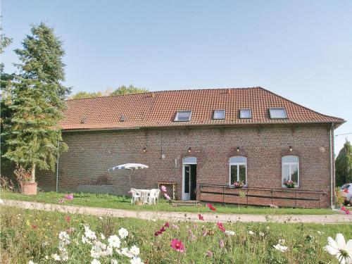 Holiday Home Ferme Les Caperies : Hebergement proche de Saint-Jans-Cappel
