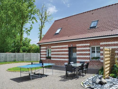 Holiday Home Renty - 08 : Hebergement proche de Pihem