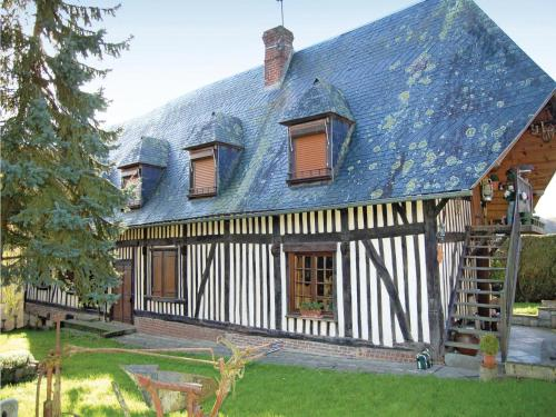 Holiday home Marques *LXXXVII * : Hebergement proche de Conteville