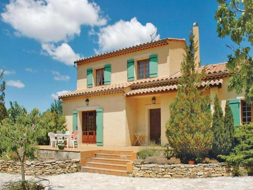 Holiday home Mollans Ouveze *I* : Hebergement proche de Pierrelongue