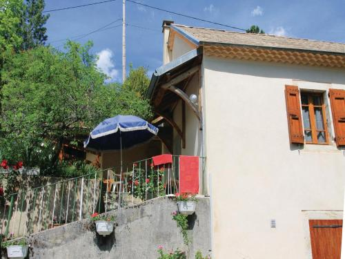 Holiday home Quartier Le Collet L-837 : Hebergement proche de Barnave