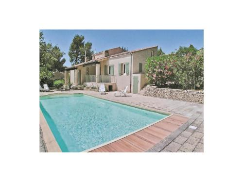 Holiday Home Lauris Rue Charles Gounnod : Hebergement proche de Puyvert