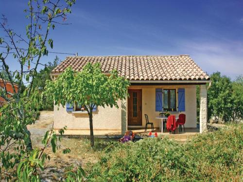 Holiday home La Beaume 38 : Hebergement proche de Sampzon
