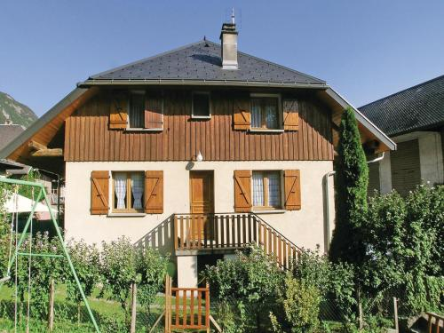 Holiday Home Faverges II : Hebergement proche de Chevaline