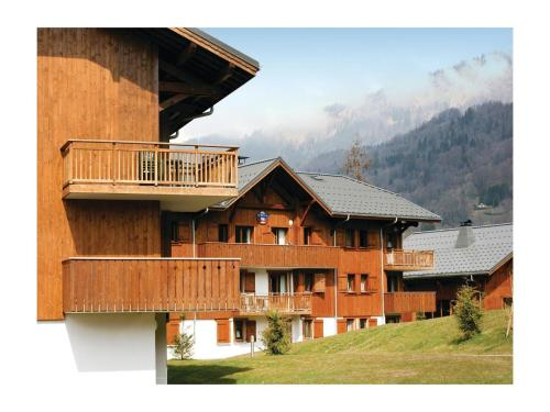 One-Bedroom Apartment in Samoens : Appartement proche de Sixt-Fer-à-Cheval