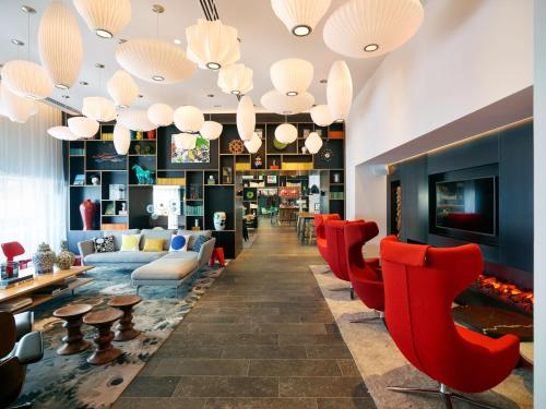citizenM Paris Gare de Lyon : Hotel proche du 12e Arrondissement de Paris