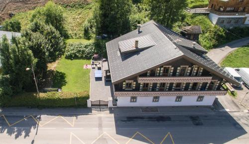 The Nant : Hotel proche d'Essert-Romand