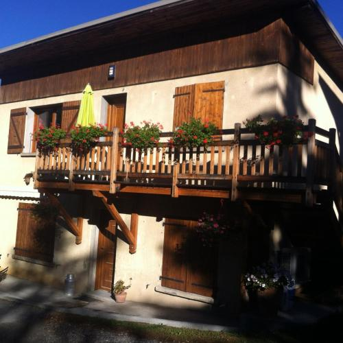 Chalet Vautisse : Appartement proche de Guillestre