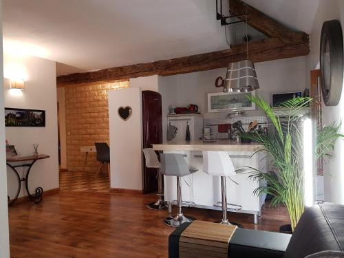 Elena's Nest : Appartement proche d'Annecy