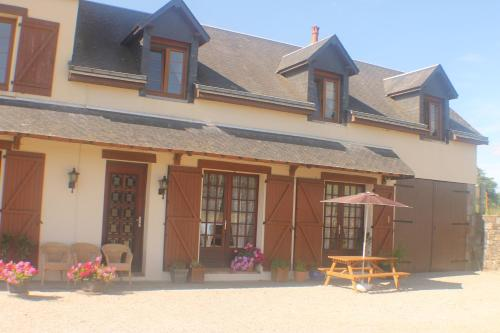 Walnut House : Chambres d'hotes/B&B proche de Saint-Martin-Don