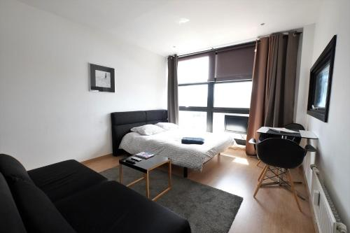 Appartement Gare Lille Europe : Appartement proche de Mons-en-Barœul