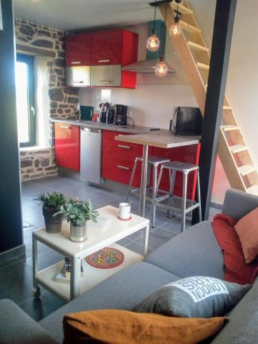 Appartement Cosy studio Le Marais