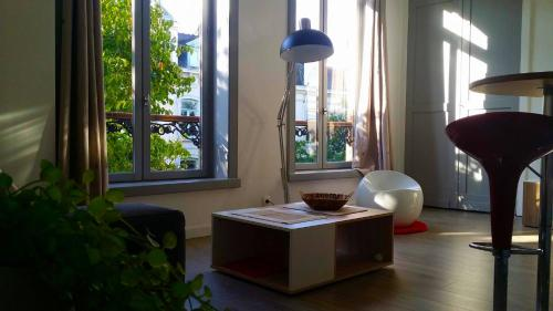 Studio Lille-Republique : Appartement proche d'Emmerin