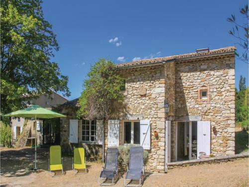 Holiday home La Begude-De-Mazenc 80 with Outdoor Swimmingpool : Hebergement proche d'Orcinas