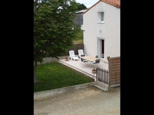 House Touvois - 5 pers, 70 m2, 3/2 : Hebergement proche d'Aizenay