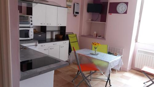 Le Sel J'm : Appartement proche de Clucy