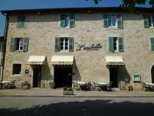 L'embellie : Hotel proche de Saint-Just