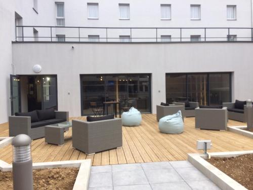 ibis Styles Chalons en Champagne Centre : Hotel proche de Drouilly