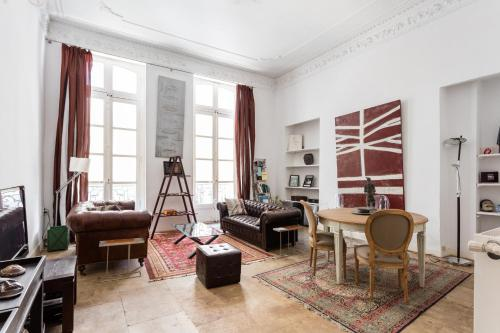 Le colonial : Appartement proche de Montpellier
