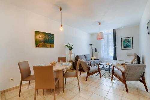 Luckey Homes - Rue de la Couronne : Appartement proche d'Aix-en-Provence