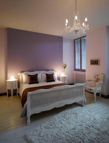 Closerie Les Capucines : Chambres d'hotes/B&B proche d'Aresches