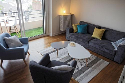Paraire : Appartement proche de Salmiech