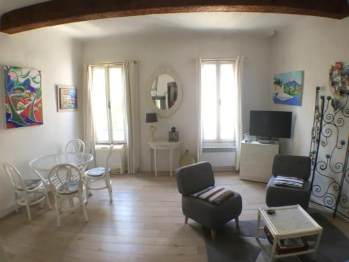 LOU PETANCA by K6 Conciergerie : Appartement proche de Cassis