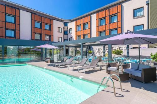 Holiday Inn Toulouse Airport : Hotel proche de Larra