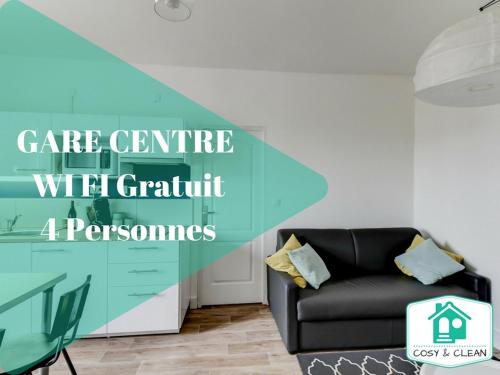 LE PIERRE PALLIOT ★ COSY & CLEAN ★ : Appartement proche de Daix