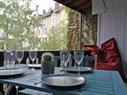 Appartement La Terrasse Carnot, in Annecy downtown