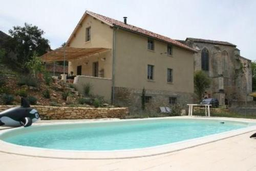 Holiday home F-46300 : Hebergement proche de Rampoux