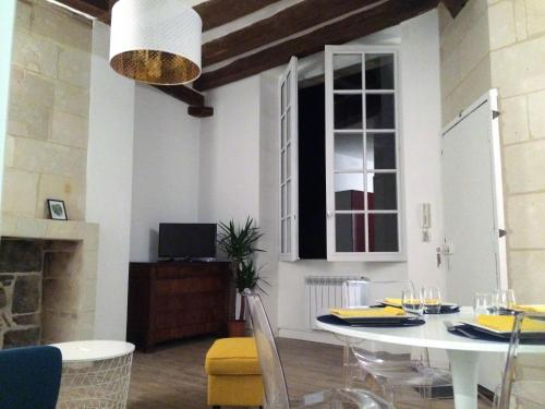 Appartement cosy hyper centre : Appartement proche de Tours