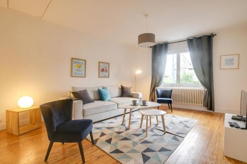 Luckey Homes - Rue de Bayeux : Appartement proche de Carpiquet