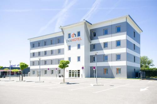 Dios Hotel : Hotel proche d'Aussonne