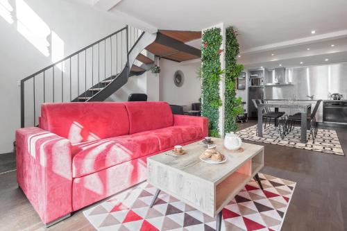 ClubLord - Splendid Duplex in the city center : Appartement proche du 4e Arrondissement de Lyon