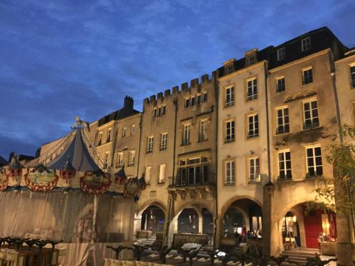 Suite Saint Louis : Chambres d'hotes/B&B proche de Failly