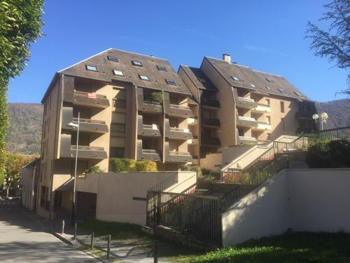 Appartement 4p luchon cures & ski Soda : Appartement proche de Castillon-de-Larboust