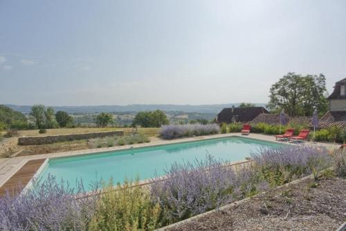 Holiday home Domaine de la Saule : Hebergement proche de Sainte-Colombe