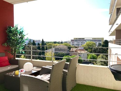 Appartement Luckey Homes - Rue Le Tintoret