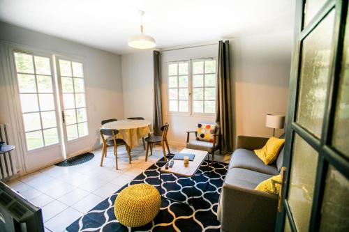 Magnolia Cottage : Hebergement proche de Montesson