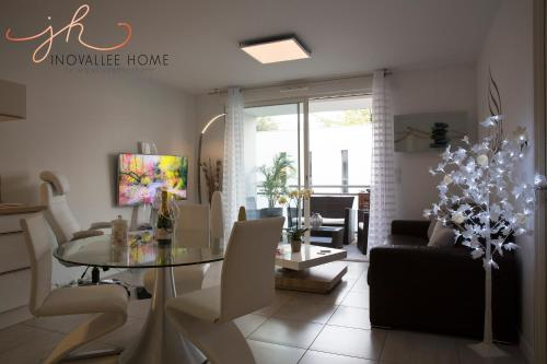 Inovallée home : Appartement proche de Revel