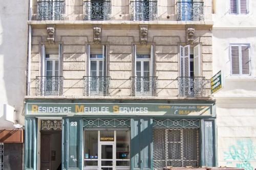 Appartement Residence Meublee Services