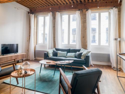 Welkeys Apartment - Palais Grillet : Appartement proche de Lyon